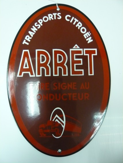 transport Citoën arrêt